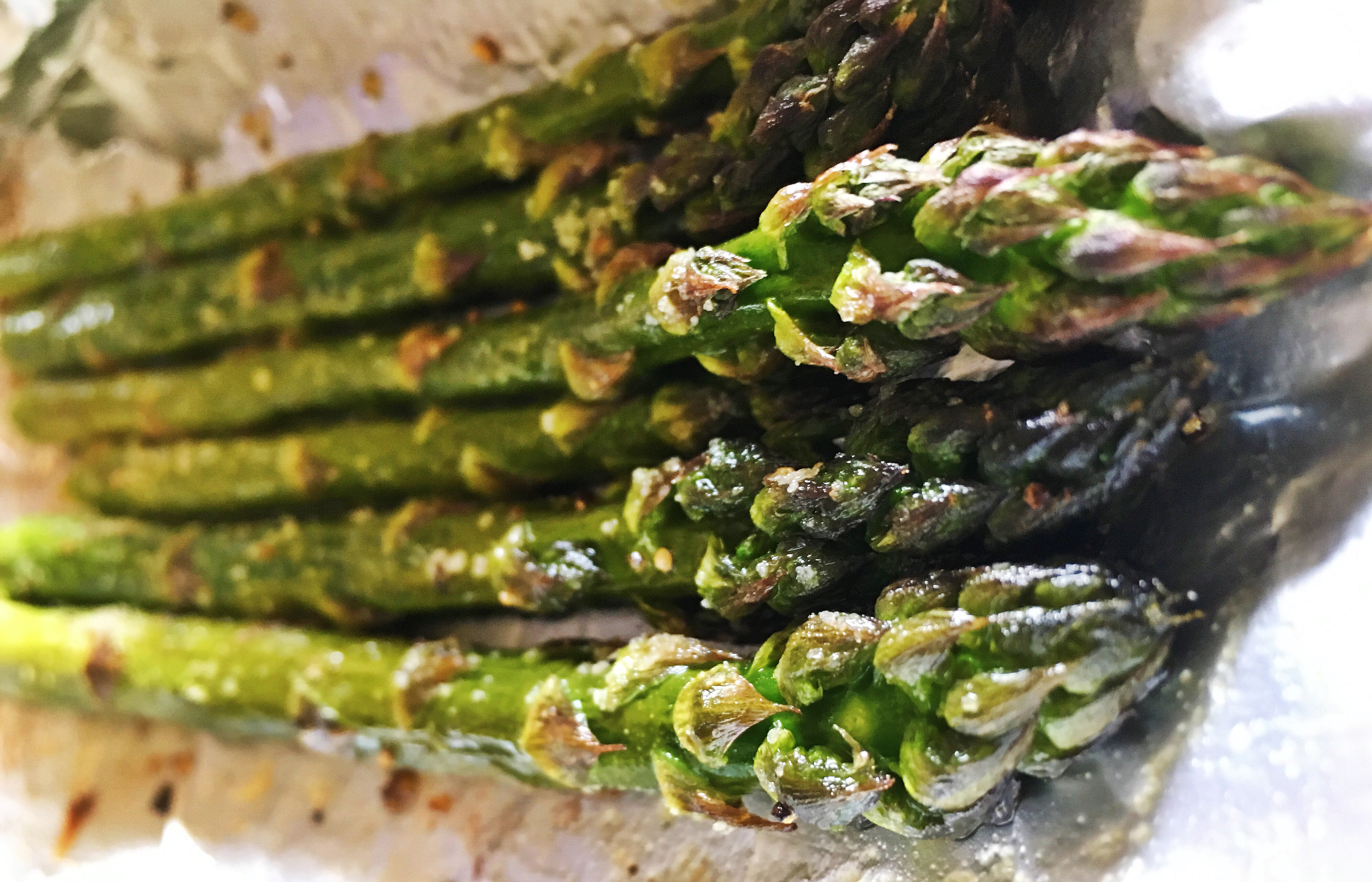 An Ode To Asparagus
